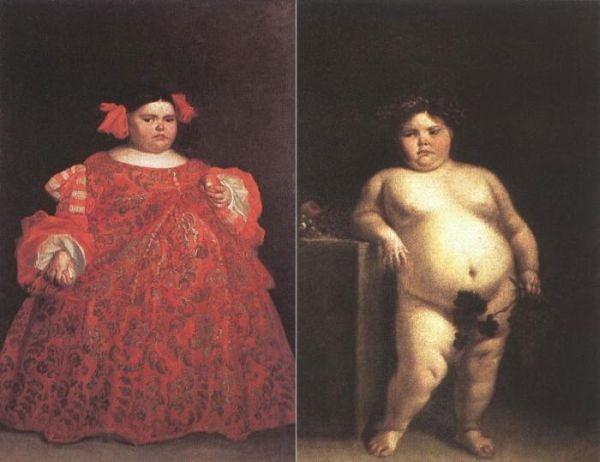 """Eugenia Martínez, la """"niña monstruo"""" de losAustrias"""