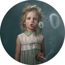 Fumar es un placer genial,sensual