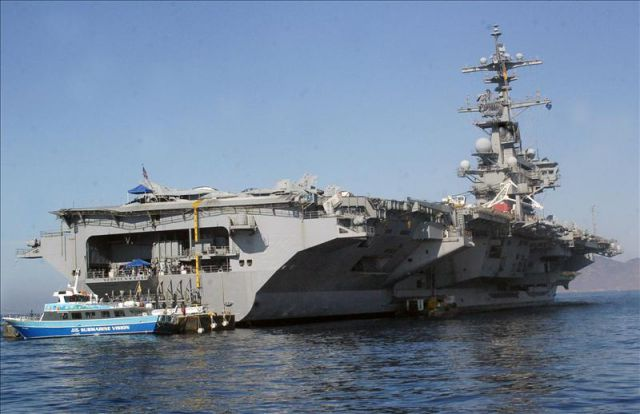 La US Navy presenta el supercañón definitivo: ElRailgun