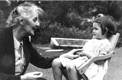 Edith Jacobson y otros psicoanalistas alemanesancianos