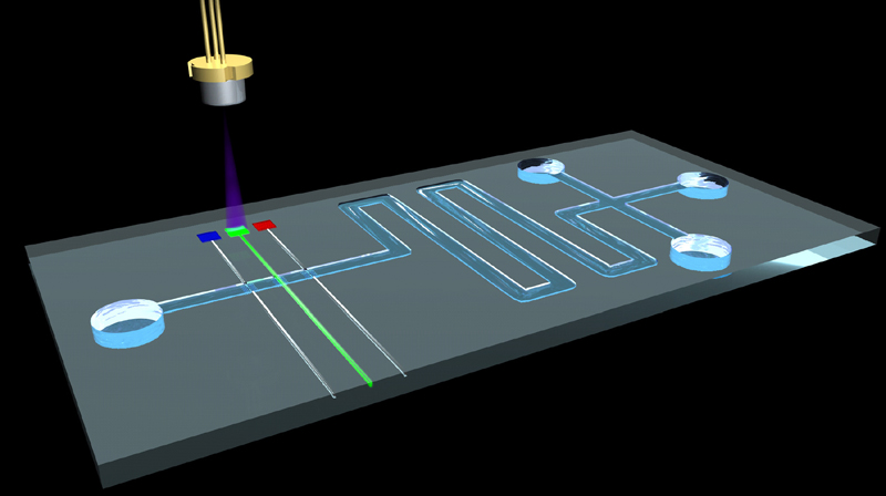 Un chip inalámbrico para prevenir y tratar enfermedades desde dentro delcuerpo