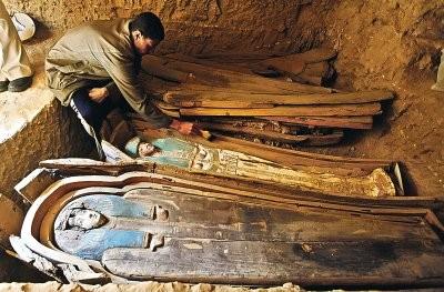 El misterio de la construcción de las pirámides deEgipto,resuelto