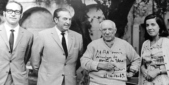 Los herederos de Picasso exigen la reapertura del museo enParís