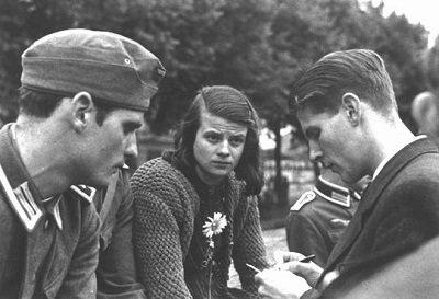 El ejército clandestino de veteranos nazis durante la GuerraFría