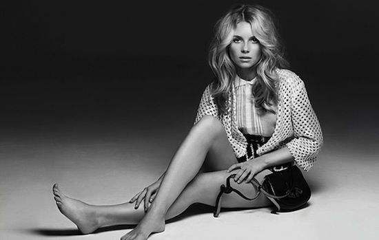 Lottie Moss, heredera de la belleza de su hermana Kate