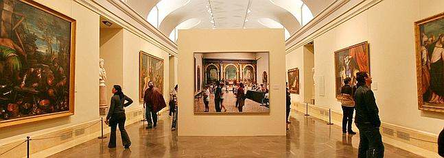 Patrimonio Nacional exige al Museo del Prado que le devuelva sus obrasmaestras