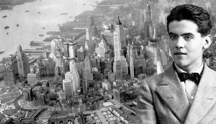 Ve la luz 'Poeta en Nueva York' tal y como García Lorca loconcibió