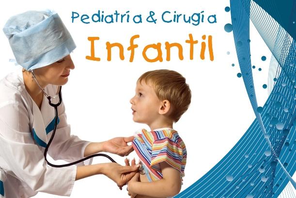 pediatria y cirugia infantil
